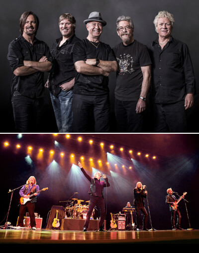 Creedence Clearwater Revisited & Three Dog Night - Live at